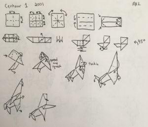 Centaur Diagrams