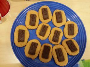 Carbonite Cookies