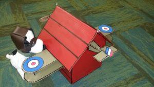Building Snoopy's Plane