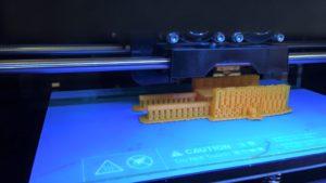 Mid-printing