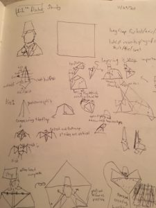 Diagrams for Doctor Who 11th Doctor