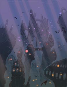 Aquatic Cityscape