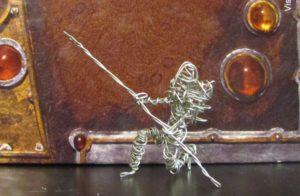 A spearman