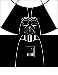 Darth Vader Beer Cover