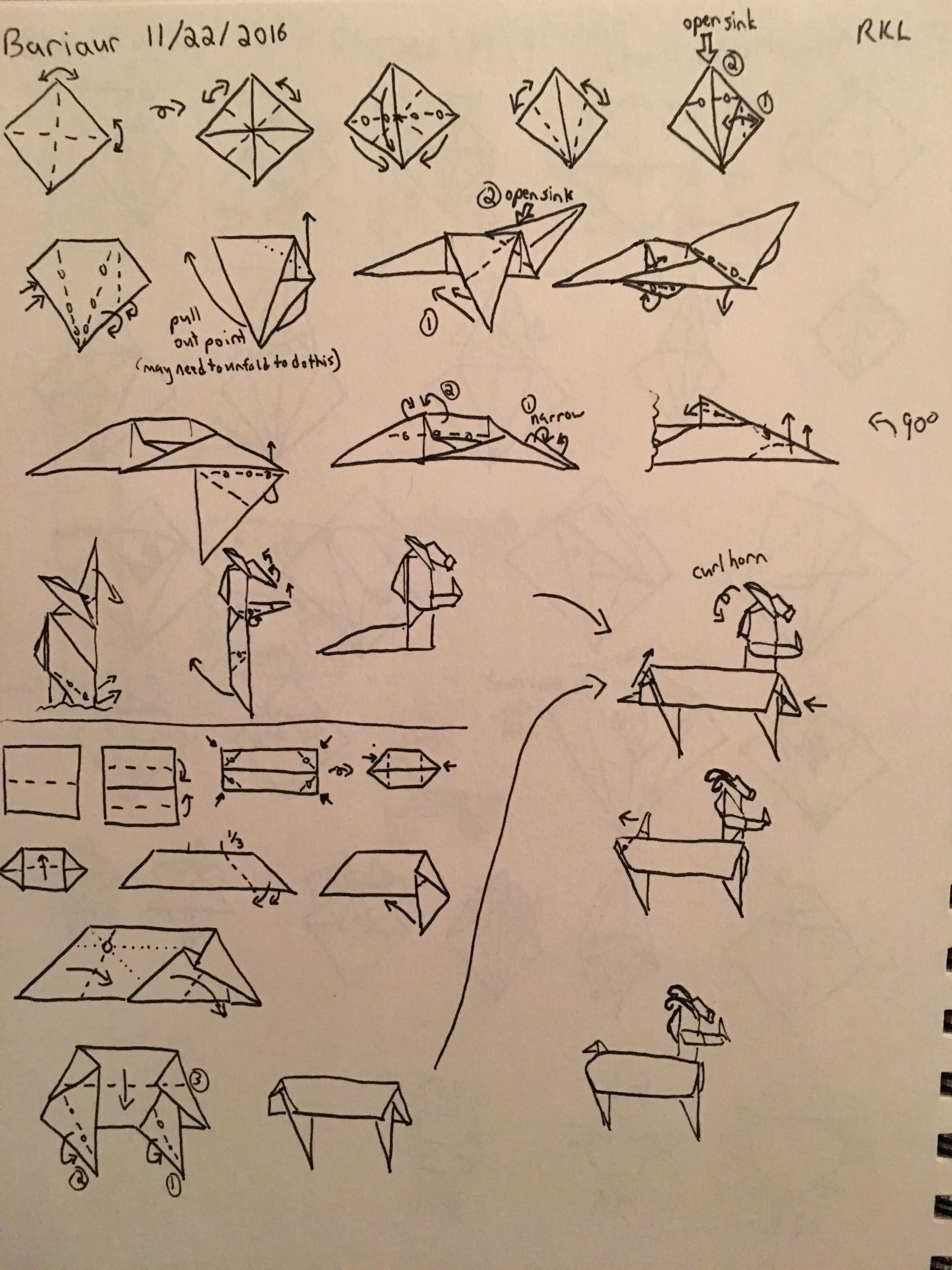 Bariaur Diagrams