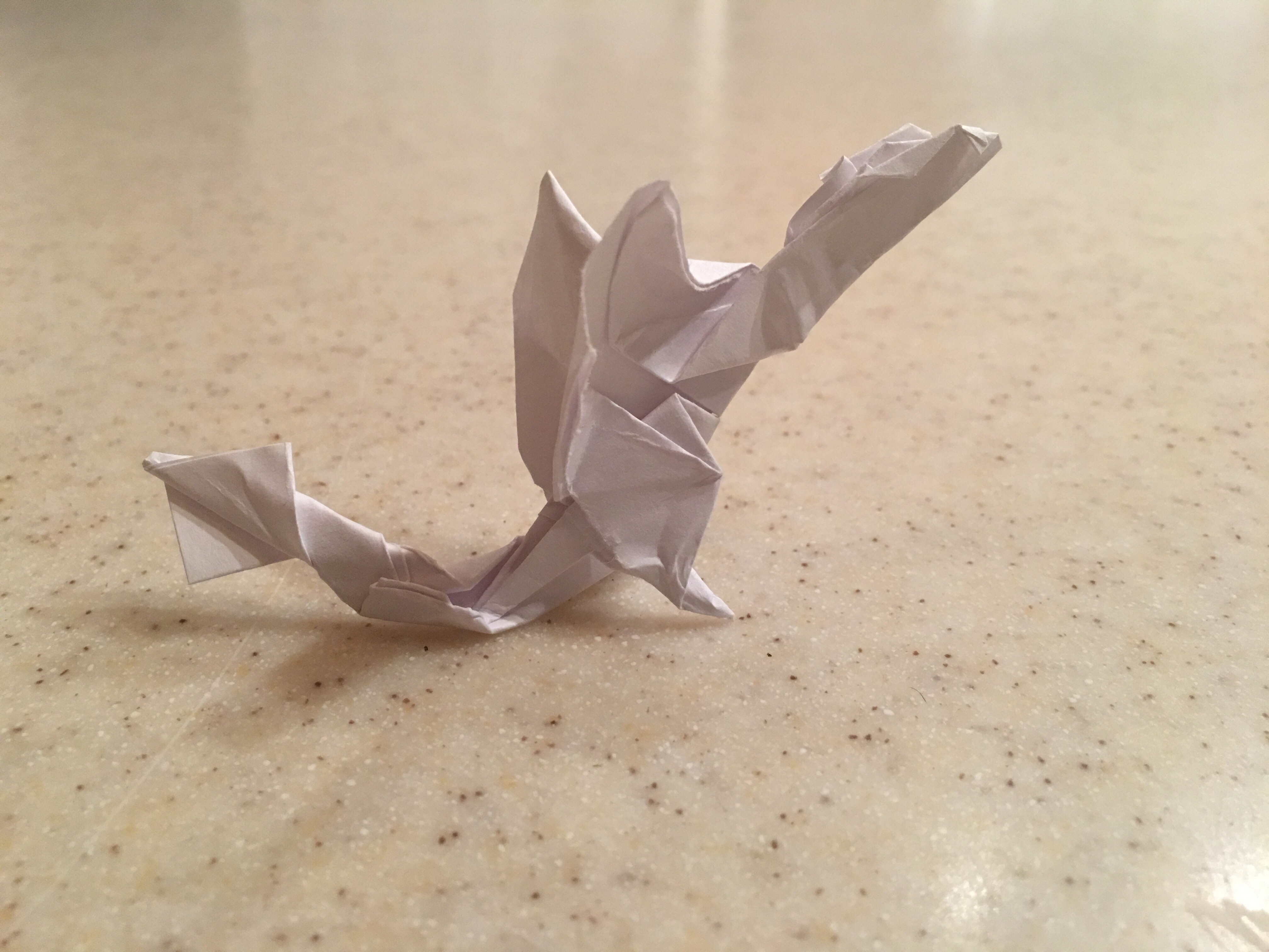 Easy Origami Paper Frog That Jumps Instructions | 3024x4032