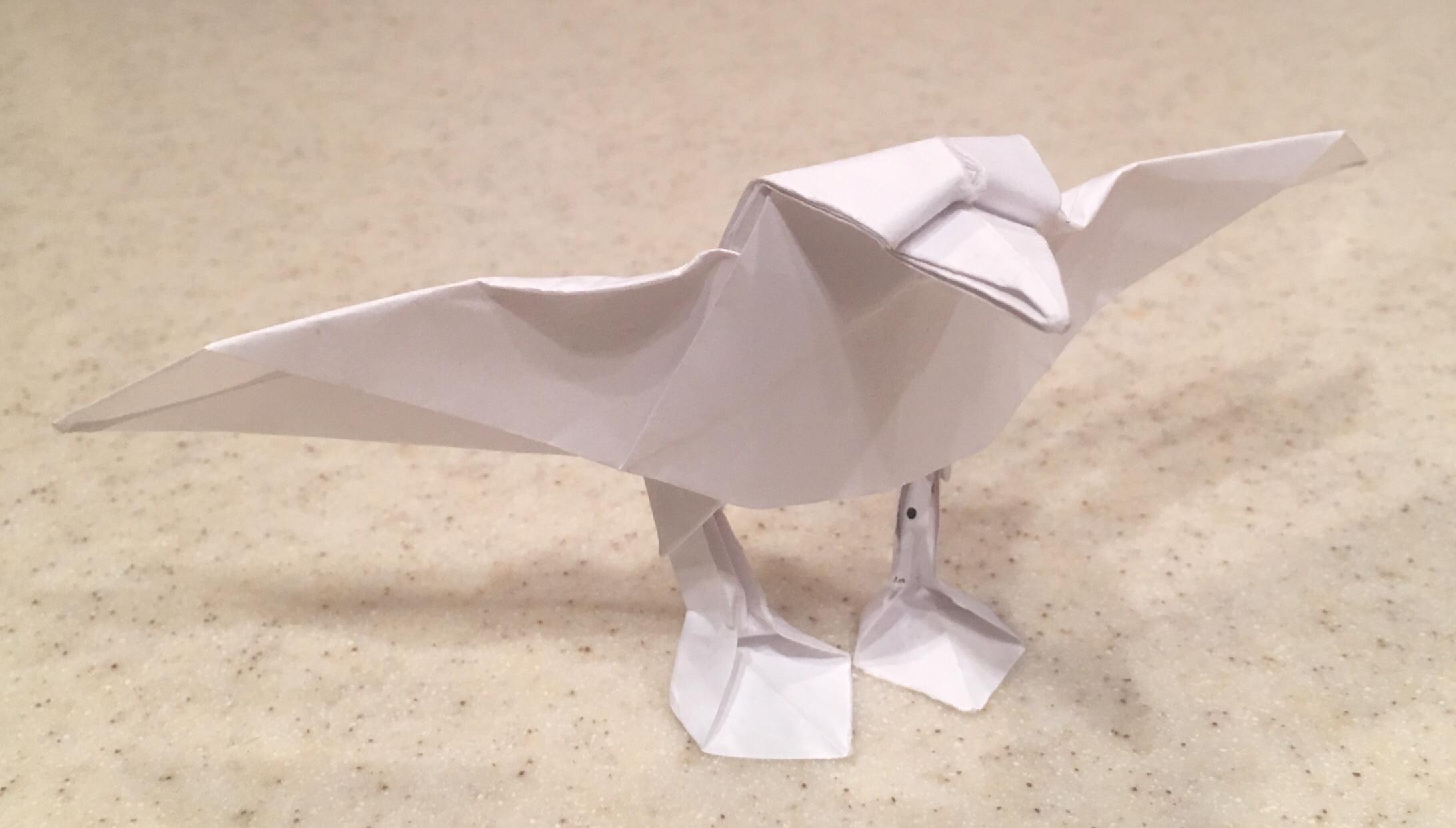 How to make a duck chopstick rest from a chopstick wrapper ... | 1242x2184
